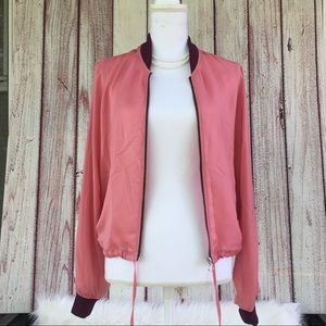 Cloud Chaser Pink Jacket